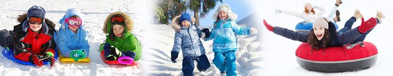 Зимний отдых на Волге в Балаково